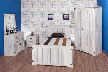سرویس خواب نوجوان, سرویس خواب اتاق نوجوانان