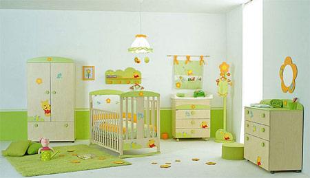 روانشناسی رنگ ها,رنگ اتاق بچه ها