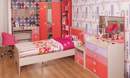 مدل سرویس خواب نوجوانان, سرویس اتاق نوجوان