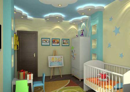 دکوراسیون اتاق نوزادان,دکوراسیون و چیدمان اتاق نوزادان