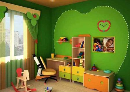 نکته مهم در دکوراسیون اتاق نوزاد,نکاتی برای دکوراسیون اتاق نوزاد