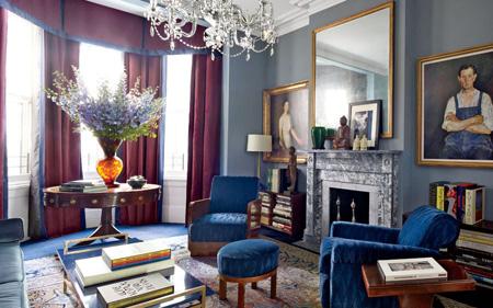 طراحی و رنگ آمیزی دیوارها, طراحی های زیبای دیوارها