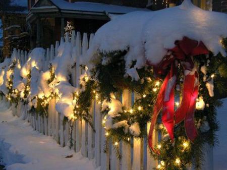تزیینات کریسمس, تزیینات خانه برای کریسمس