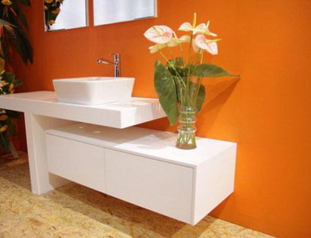 دکوراسیون حمام و دستشویی,شیک ترین دکوراسیون سرویس بهداشتی