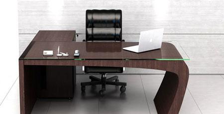 طرح میز اداری,میز کار اداری,عکس میز اداری