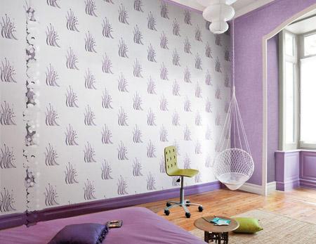 دکوراسیون منزل با کاغذ دیواری,کاغذ دیواری اتاق خواب,عکس کاغذ دیواری منزل