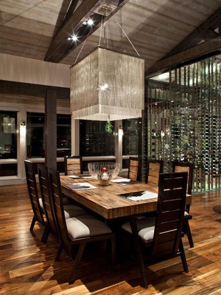 دکوراسیون اتاق غذاخوری,مدل میز غذاخوری