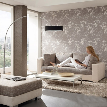 دکوراسیون منزل با کاغذ دیواری, کاغذ دیواری اتاق خواب, کاغذ دیواری خارجی