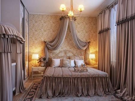 طراحی اتاق خواب های شیک, دکوراسیون اتاق خواب رمانتیک