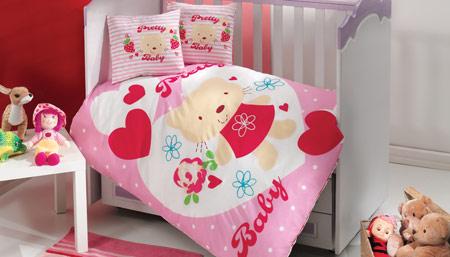 مدل جدید روتختی نوزادی,روتختی نوزادی دخترانه,ست لحاف تشک روتختی نوزادی