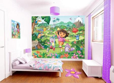 آلبوم کاغذ دیواری کودک فانتزی,کاغذ دیواری کودک ایرانی,کاغذ دیواری کودک