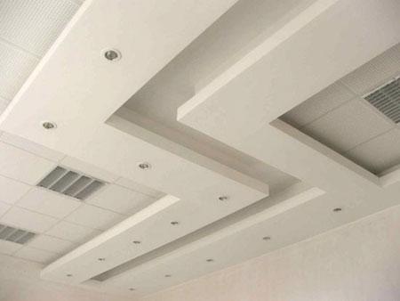 مدل سقف کناف,مدل کناف سقف