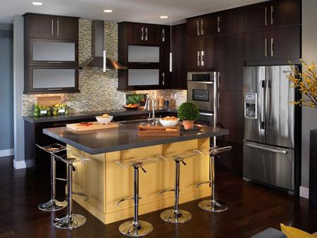 تصاویر دیزاین آشپزخانه,دیزاین کابینت آشپزخانه,دیزاین آشپزخانه