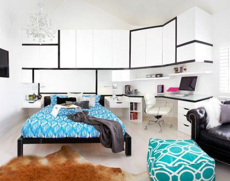 دیزاین اتاق خواب,مدل دیزاین اتاق خواب عروس,دیزاین اتاق خواب خانه ایرانی