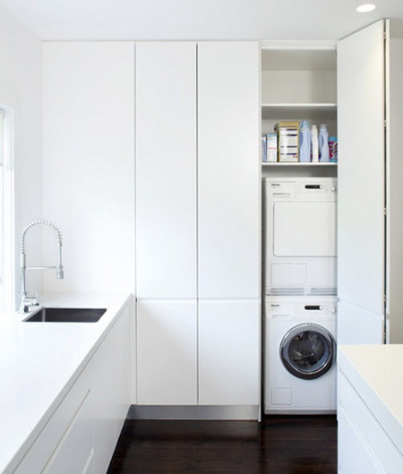 تکنیک های طراحی آشپزخانه, دکوراسیون و چیدمان آشپزخانه