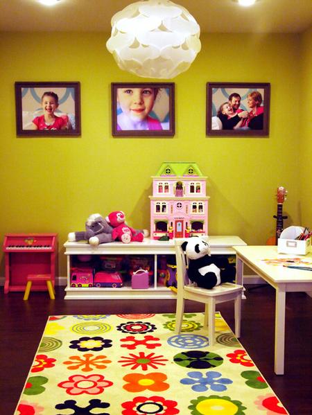 چیدمان عروسک و اسباب بازی کودکان,نحوه چیدمان اسباب بازی کودکان