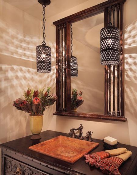ایده های نورپردازی خانه,نورپردازی دکوراسیون خانه