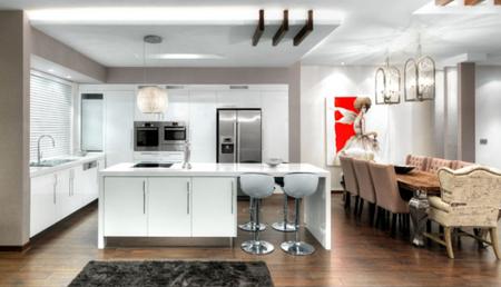 دکوراسیون فنگ شویی آشپزخانه,دکوراسیون و چیدمان آشپزخانه با اصول فنگ شویی