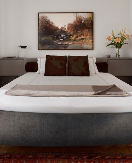 بزرگ کردن اتاق خواب های کوچک,بزرگ کردن فضای اتاق خواب