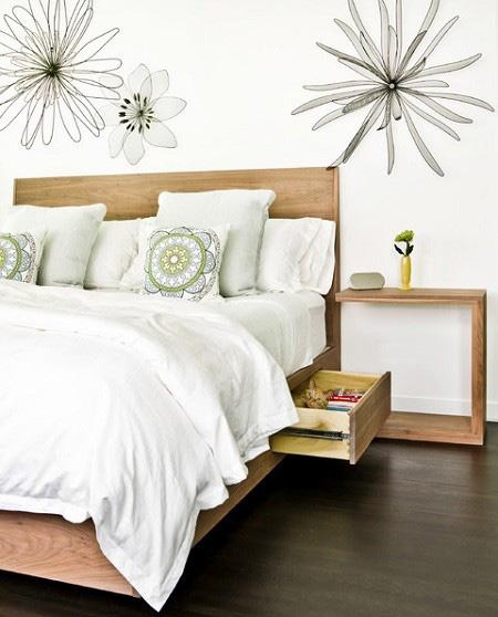 بزرگ کردن اتاق خواب های کوچک, بزرگ کردن فضای اتاق خواب