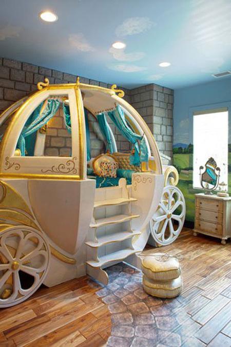 دکوراسیون اتاق خواب کودک,دکوراسیون و چیدمان اتاق خواب