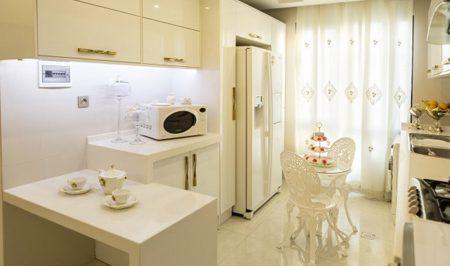 ایده هایی برای تزیین آشپزخانه, تزیین آشپزخانه با وسایل ساده