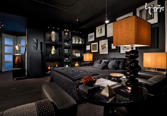 روشن کردن اتاق های تاریک خانه با طراحی دکوراسیون هوشمندانه