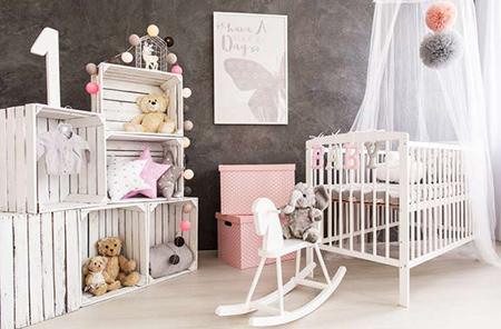 فنگ شویی اتاق نوزاد,فنگ شویی دکوراسیون اتاق نوزاد