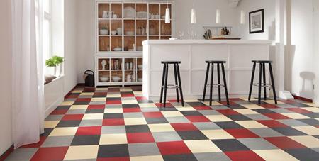 مناسب ترین پوشش کف آشپزخانه,پوشش مناسب کف آشپزخانه
