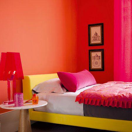 مناسب ترین رنگ اتاق,رنگ مناسب اتاق