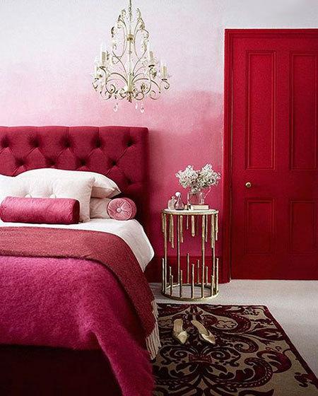 رنگ ویژه اتاق,مناسب ترین رنگ اتاق