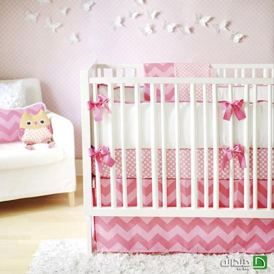 چیدمان اتاق نوزاد، شاید لازم باشد بچه شویم!