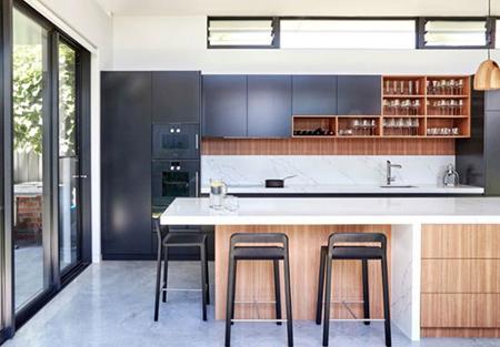 سنگ های گرانیت کابینت,سنگ های مناسب دکوراسیون آشپزخانه