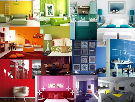 طراحی دکوراسیون منزل, تزئین منزل
