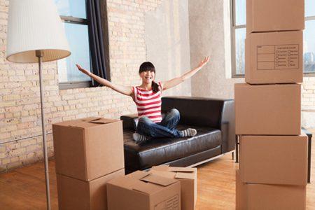 چیدمان و دکوراسیون داخلی اولین آپارتمان, نکاتی برای خرید اولین