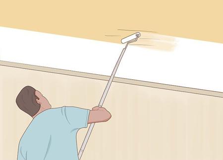 بلند بودن سقف,راهکارهایی برای بلند نشان دادن سقف