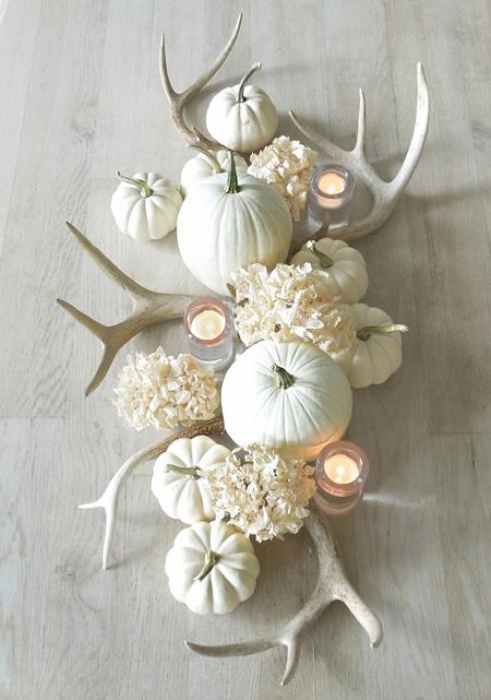 تزیین میز در فصل پاییز,تزیینات زیبای فصل پاییز